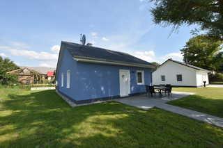 Das blaue Strandhaus F 420