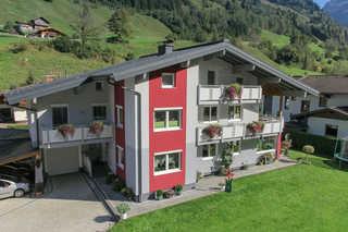 Appartement Gimpl Bruck-Fusch