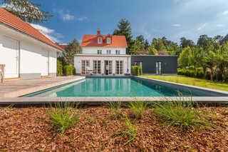 Haus Idyll in Putbus | bis 12 Pers., Kamin, Garten, Pool