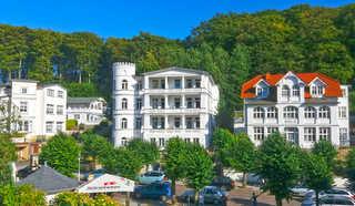 Villa Odin | elegante Fewos im Bäderstil