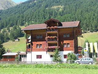 Blatter Posthaus (Wohnung Galenstock) Ulrichen