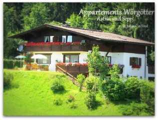 Appartements Wörgötter Astrid & Sepp St. Johann in Tirol
