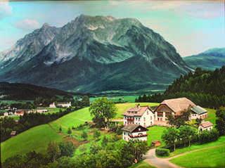 Lutzmann Hof Bergregion Grimming