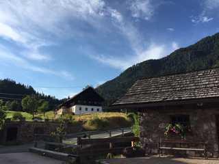 Kärtner Bauernhaus/Ferienhaus in sonniger Panoramalage Kötschach-Mauthen