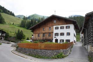 Ferienhaus Boden/Bschlabs