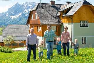 Hüttstädterhof Baby-u. Kinderbauernhof Bergregion Grimming