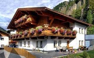 Haus Weisskogelblick Sölden