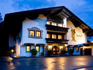 Jagdhof Hotel Garni Zell am Ziller