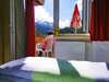 Sonnenbad am Balkon - Schlafzimmer