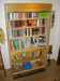 Unser Hausbibliothek, Lesematerial in verschiedene Sprachen, Spiele, Informationen.