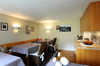 Gemütliche Gästestube und Frühstücksraum