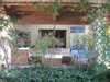 Terrasse Haus Westseite