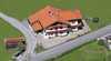 Luftbild vom Tratlhof in Achenkirch am Achensee