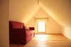 Spitzboden auch als Leseraum oder Schlafraum für 2 Personen