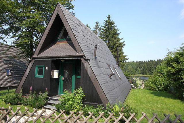 Energie konzept f r mein kleines haus haustechnikdialog for Nurdachhaus bauen