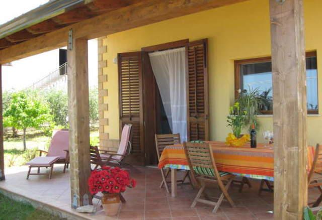 Holiday house Casale Mare - Ferienhaus Casale Mare mitten im Golf von Castellammare (2294917), Balestrate, Palermo, Sicily, Italy, picture 2