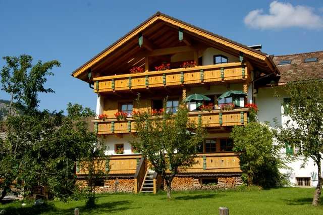 Landhaus Eberle Ferienwohnung B