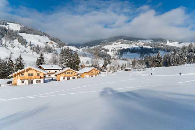 Lehenriedl Wohlfühl-Appartements*** - Wohlf&u Ferienwohnung  Salzburger Land