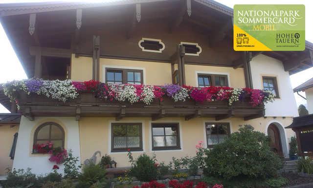 Gästehaus Stotter Sommer