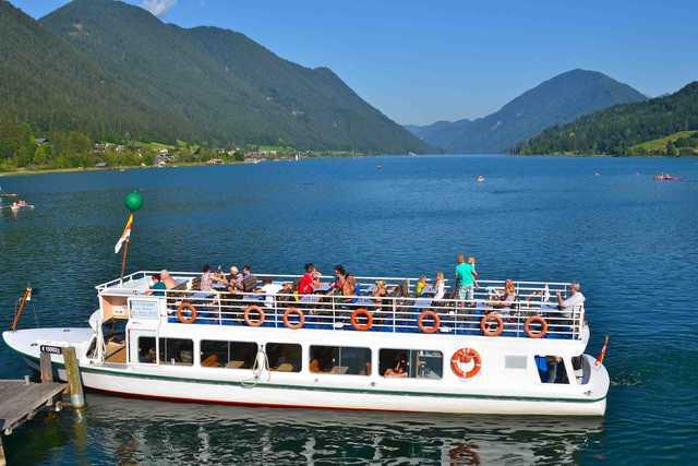 Sommerurlaub im Haus Heimat am Weißensee