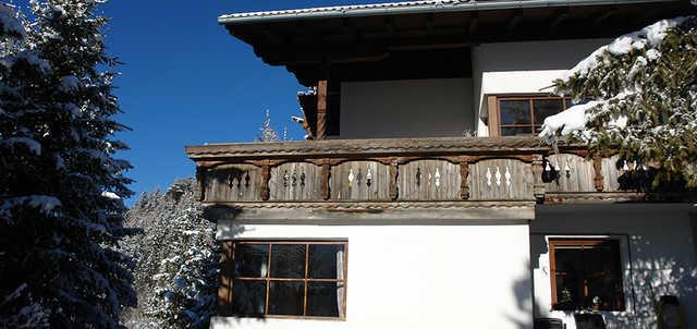 Holiday house Traudl - Ferienwohnung 1 (2485050), Jerzens, Pitztal, Tyrol, Austria, picture 21