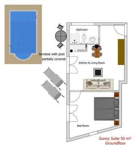 Appartement de vacances Room 5 Apartments - Sunny Suite (2408323), Salzburg (Stadt), Salzbourg plaine, Salzbourg, Autriche, image 21